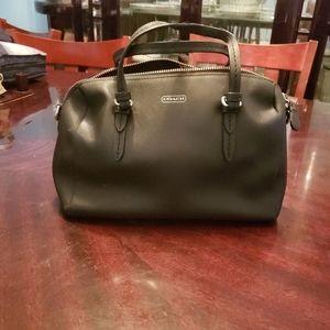 Black Coach Bag